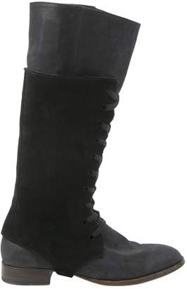 Esquivel Leather Boots