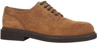 Brunello Cucinelli Suede Formal Shoe