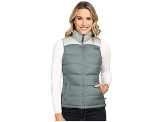 The North Face Nuptse 2 Vest (Balsam Green/Wrought Iron