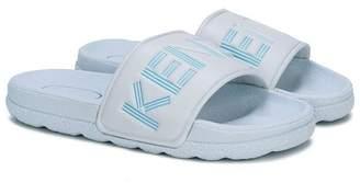 Kenzo logo embossed sandals