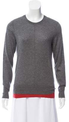 Tory Burch Cashmere Long Sleeve Sweater