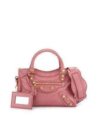 Balenciaga Giant 12 Mini City AJ Bag $1,450 thestylecure.com
