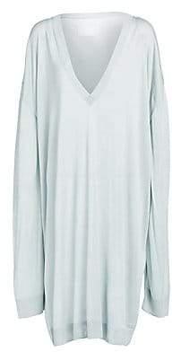 Maison Margiela Women's Oversize Sweater Dress