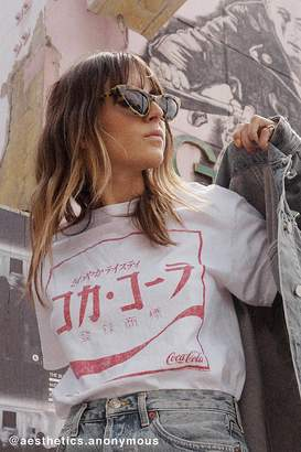Junk Food Clothing Japanese Coca-Cola Tee