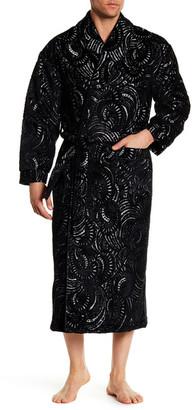 Robert Graham Textured Shawl Collar Robe $375 thestylecure.com