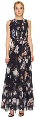 Fuzzi Sleeveless Gown Cover-Up Women's Swimwear