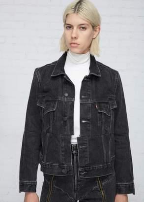 Vetements Reworked Denim Jacket