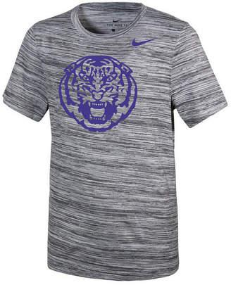 Nike Lsu Tigers Velocity Travel T-Shirt, Big Boys (8-20)