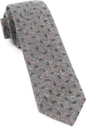 The Tie Bar Paisley Timber