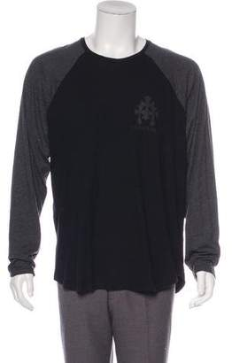 Chrome Hearts Logo Raglan T-Shirt