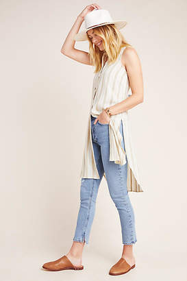 Anthropologie Delphine Textured Tunic