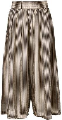Mes Demoiselles stripped barnet trousers
