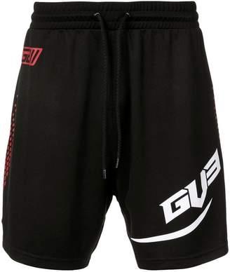 Givenchy GV3 track shorts
