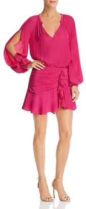 Ramy Brook Becca Silt-Sleeve Dress