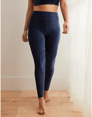aerie Chill Corduroy Riding Legging