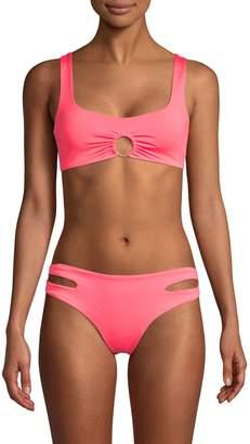 L-Space Julia Bikini Top