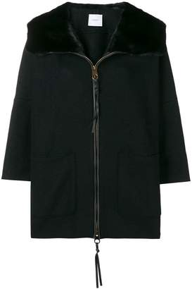 Agnona (アニオナ) - Agnona loose fitted jacket