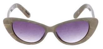 Elizabeth and James Benedict Cat-Eye Sunglasses
