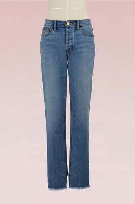 Tory Burch Serena slouchy straight Jean