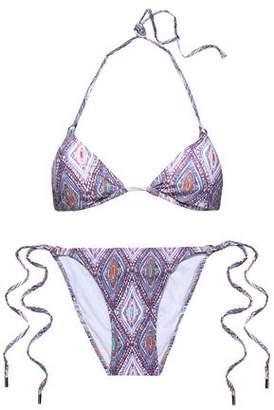 Melissa Odabash Key West Crocheted Triangle Bikini Top