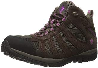Columbia Women's Redmond Waterproof Mid Hiking Boots $30.67 thestylecure.com