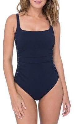 ceddff32307f5 Gottex One-Piece Tummy Control Swimsuit