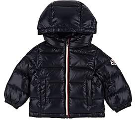 Moncler Infants' Aubert Down-Quilted Coat-Navy