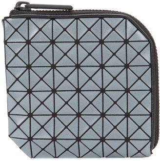 geometric pattern purse