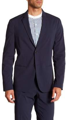 Kenneth Cole New York Seersucker Blazer