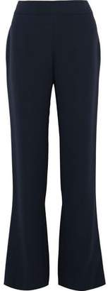 Giorgio Armani Silk-Crepe Flared Pants