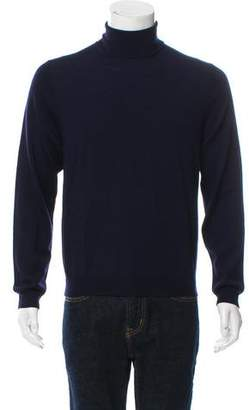 Brooks Brothers Wool Knit Turtleneck