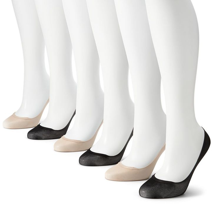 Gold Toe GOLDTOE 6-pk.Ultra-LowNo-Show Socks