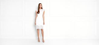 Rachel Zoe Suzette Lace Mini Dress