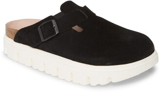 Birkenstock Boston Platform Sole Mule