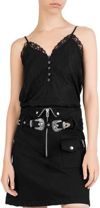 The Kooples Lace Camisole Top