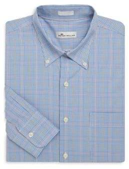 Peter Millar Cape Glen Plaid Dress Shirt