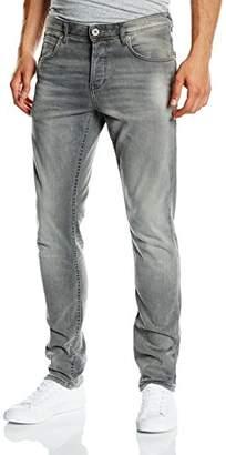Tom Tailor Men's AEDAN slim stretch Jeans, Grey (grey denim), W32/L30 (Manufacturer size: 32)