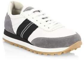Brunello Cucinelli Techno Bonded Sneakers