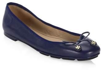 e225628911aa Tory Burch Blue Rubber Sole Flats For Women - ShopStyle UK