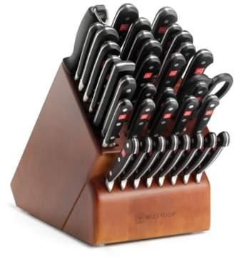 Nordstrom x Wusthof 'Classic' 36-Piece Knife Mega Block Set