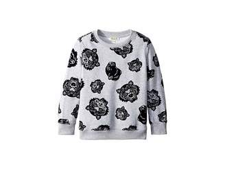 Kenzo All Over Printed Sweater (Little Kids)