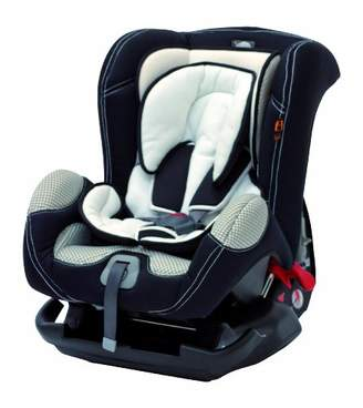 Leonardo Bellelli Child Car Seat