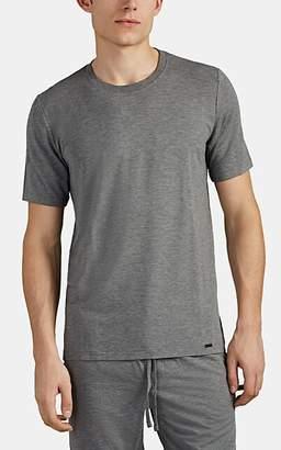 Hanro Men's Jersey Crewneck T-Shirt - Gray