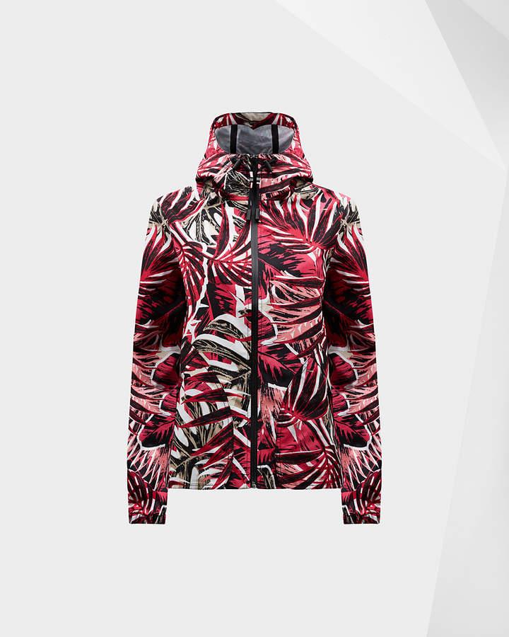women's original 3 layer hooded jacket
