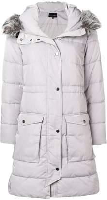 Emporio Armani hooded parka coat