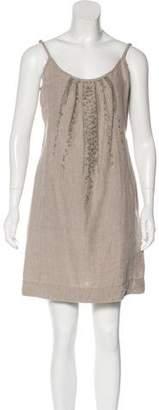 Eileen Fisher Linen Sleeveless Dress