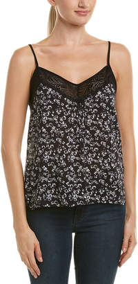 Michael Stars Lace-Trim Cami