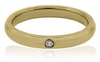Tiffany & Co. Elsa Peretti Yellow Gold Diamond Ring