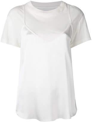 RtA layered T-shirt