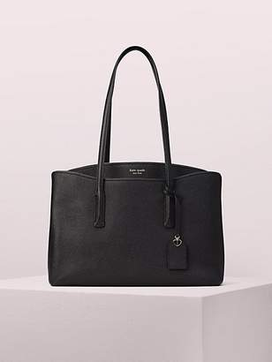 Kate Spade Margaux Large Work Tote, Black